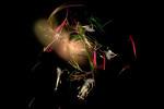 RAMA interstellar traveler under repair at the space dock 16.118